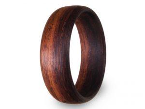 Holzring aus Rosenholz Transition